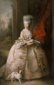 queen_charlotte_-_gainsborough_1781